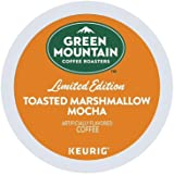Green Mountain Coffee Roasters Toasted Marshmallow Mocha, Single-Serve Keurig K-Cup Pods, Flavored Light Roast Coffee, 24 Cou