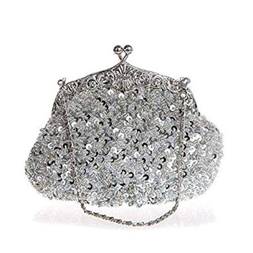 Silver NOW femme U pour Pochette K Ap1TBqP
