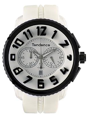2f646da59078 Tendence 02046017 - Reloj Unisex movimiento de cuarzo con correa de  policarbonato