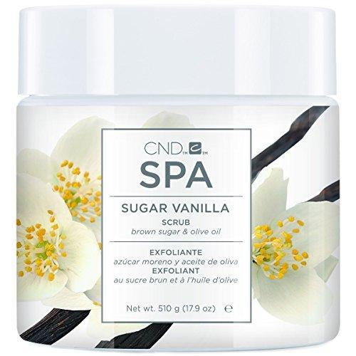 (Spa Collection Sugar Vanilla Scrub 17.9 oz. )
