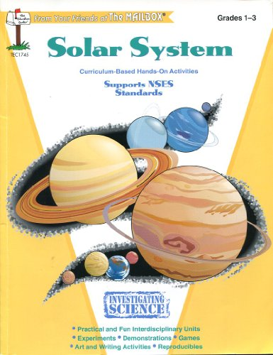 Solar System: Grades 1-3 (Investigating science series)