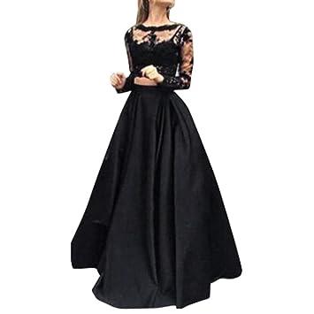 LILICAT Vestidos de Fiesta Bodas, Falda Formal Elegante de Noche Larga Fiesta de Mujer 2018