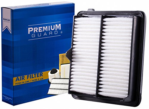 PG Air Filter PA6196 | Fits 2013-15 Acura ILX, 2012-15 Honda Civic