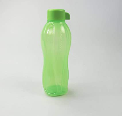 Tupperware - Botella ECO para agua o zumo, 500 ml de capacidad, color verde