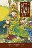 Druid Craft Tarot Deck, Philip Carr-Gomm and Stephanie Carr-Gomm, 1859062733