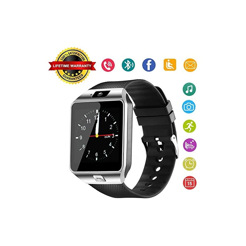 DZ09 Bluetooth Smart Watch - WJPILIS Sma