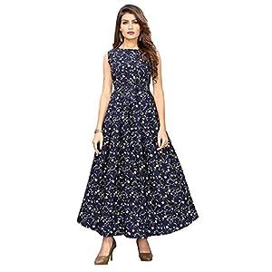 Aarya Enterprise Women's Maxi Dress.