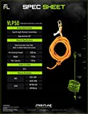 Frontline Fall Protection VLP50 Rope Lifeline with