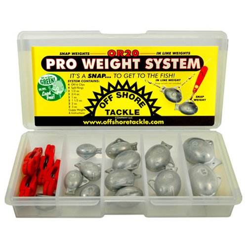 Off Shore Tackle 20 Snap Weight System Outdoor Stuffs