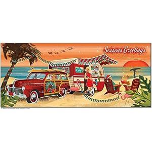 511fLPQrJPL._SS300_ Beach Christmas Cards and Nautical Christmas Cards