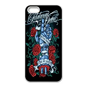 Parkway Drive Take My Hand Cell Phone Case for Iphone 5s