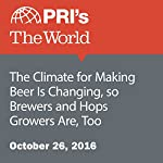 The Climate for Making Beer Is Changing, so Brewers and Hops Growers Are, Too | Eilis O'Neill