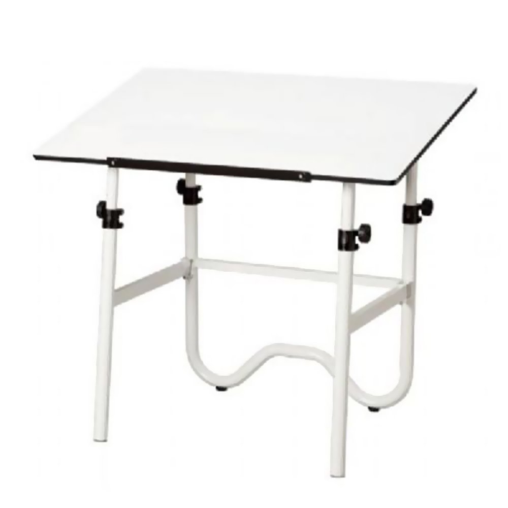 Alvin ONX42-4 Table White 30 x 42 (ONX42-4)