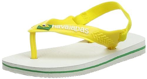 baec5c9c0942dd Havaianas Unisex Babies Brasil Logo Ii Sandals  Amazon.co.uk  Shoes ...