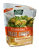 Fresh Gourmet Cheddar Cheese Crisps-Case of 9 (nine) 1.76 oz Packages
