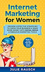 """Build Your Business and Your Wealth!                       Click the READ MORE button to discover a successful woman's internet marketing methods.              The second book in the """"Bye, Bye, 9-to-5"""" Series, Internet Marketi..."""