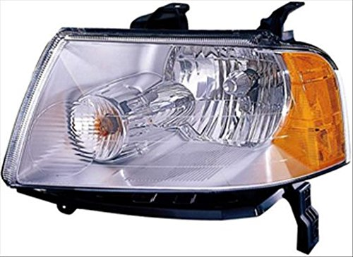 OE Replacement Headlight Assembly FORD FREESTYLE 2005-2007 Multiple Manufacturers FO2519104N Partslink FO2519104