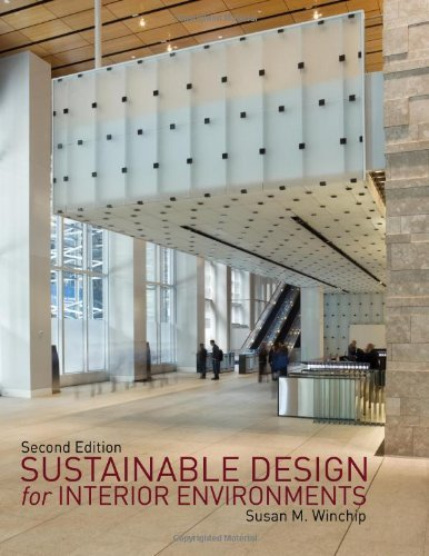 Sustainable Design for Interior Environments 2nd Edition Paperback
