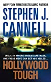 Front cover for the book Hollywood Tough by Stephen J. Cannell