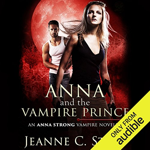 Bargain Audio Book - Anna and the Vampire Prince