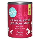 Natural Value Turkey & Sweet Potatoes Stew NON-GMO Dog Food / Case of 12, 13.2 oz. cans Review