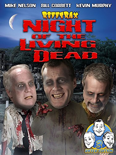RiffTrax: Incessantly of the Living Dead (Three Riffer Edition)