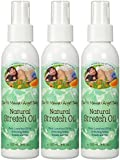 Earth Mama Angel Baby Natural Stretch Oil Pregnancy (4 OZ (3 Pack))