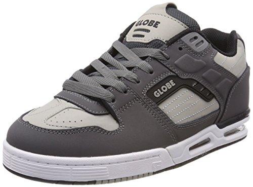 Skateboard anthracite Homme De Fury Pour Blanc Gris Chaussures Globe Fwvtq0fw