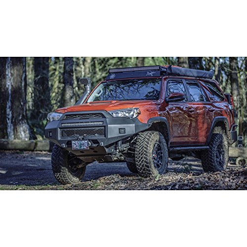 Cascadia 4x4 Flipster V2 - Winch License Plate Mounting system - Hawse/Roller fairlead compatible - Made in USA/Canada by Cascadia 4x4 (Image #9)