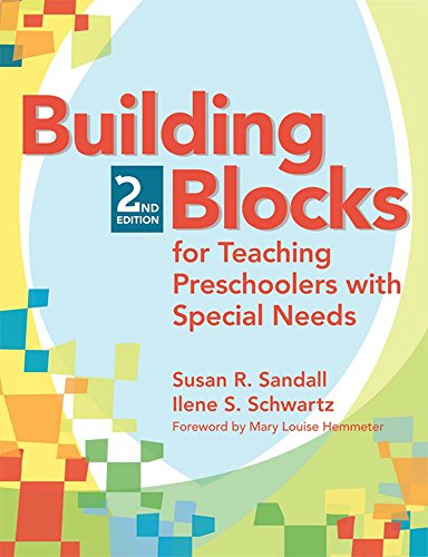 Building Blocks for Teaching Preschoolers with Special Needs -