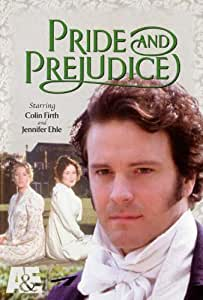 Pride and Prejudice Poster Movie 11 x 17 In - 28cm x 44cm Colin Firth Jennifer Ehle David Bamber Crispin Bonham-Carter Anna Chancellor Susannah Harker