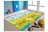 MyLine Baby PlayMat_Happy Chicks/Animal ABC-Extra Thick