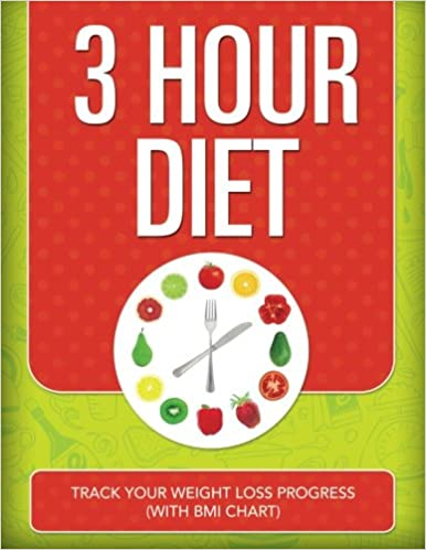 3 Hour Diet Track Your Weight Loss Progress With Bmi Chart