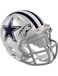 Jason Witten Dallas Cowboys Autographed Riddell Speed Mini Helmet - Fanatics Authentic Certified - Autographed NFL Mini Helmets