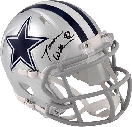 Jason Witten Dallas Cowboys Autographed Riddell Speed Mini Helmet - Fanatics Authentic Certified - Autographed NFL Mini Helmets - Cowboys Autographed Items