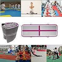 Fojusteu Airtrack Gimnasia Pista Inflale Air Track Tumbling Colchoneta Inflable Gimnasia 3/4/5/6/7/8/9/10/11/12M Gymnastic/Yoga/Taekwondo/Agua ...
