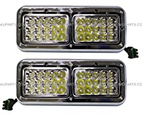 Kenworth Peterbilt Western Star LED Headlights - LH and RH