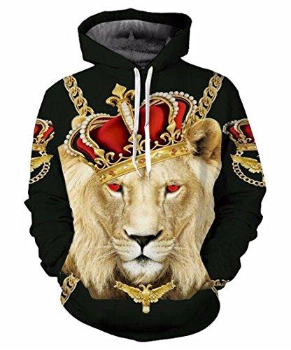 The King Hip Hop Hoodie