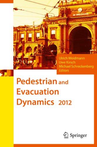 Download Pedestrian and Evacuation Dynamics 2012 Pdf