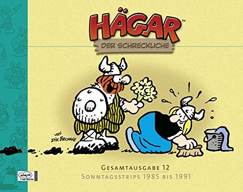 Hägar der Schreckliche Gesamtausgabe 12: Sonntagsstrips 1985 bis 1991 (Hägar der Schreckliche, Band 12) Gebundenes Buch – 11. März 2011 Dik Browne Michael Georg Bregel Egmont Comic Collection 3770433882