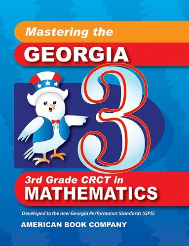 Mastering the Georgia 3rd Grade CRCT in Mathematics