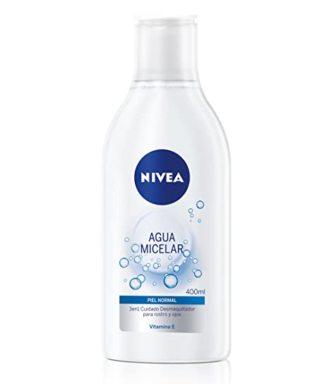 Nivea Agua Micelar para Piel Normal - 400 ml