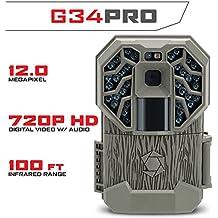 Stealth Cam 1006645 G34 Game Camera 12 MP