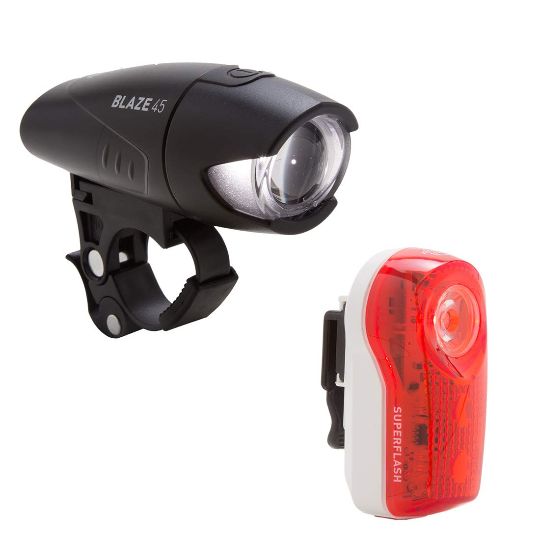 Blaze 45 & Superflash light  set