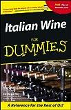 wine dummies - Italian Wine For Dummies