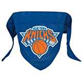 Hunter MFG New York Knicks Mesh Dog Bandana, Large