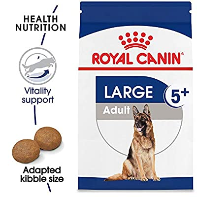 Royal Canin Size Health Nutrition Large Aging Dry Dog Food