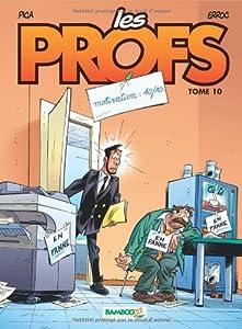 """Afficher """"Les Profs n° 10<br /> Motivation 10 sur 10"""""""