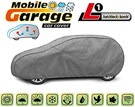 Vollgarage Ganzgarage Mobile L1 Kompatibel Mit Volkswagen Golf Iv Schutzplane Abdeckung Auto