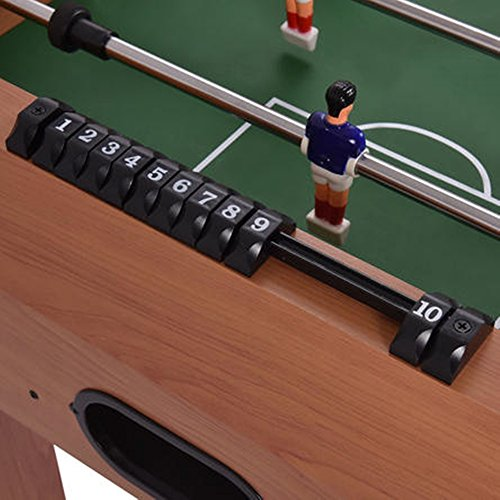 Goplus 48'' Foosball Table Competition Game Soccer Arcade Sized Football Sports Indoor by Satunsell (Image #5)